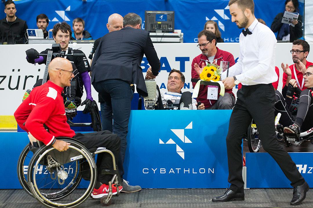 Cybathlon - wynalazki dla niepełnosprawnych